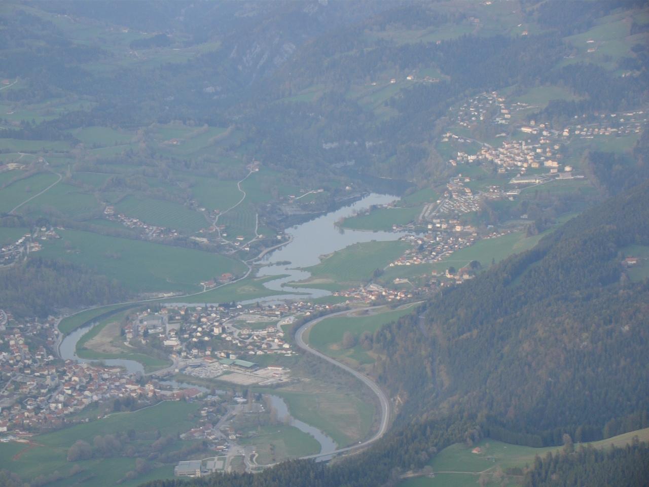 Les méandres du Doubs