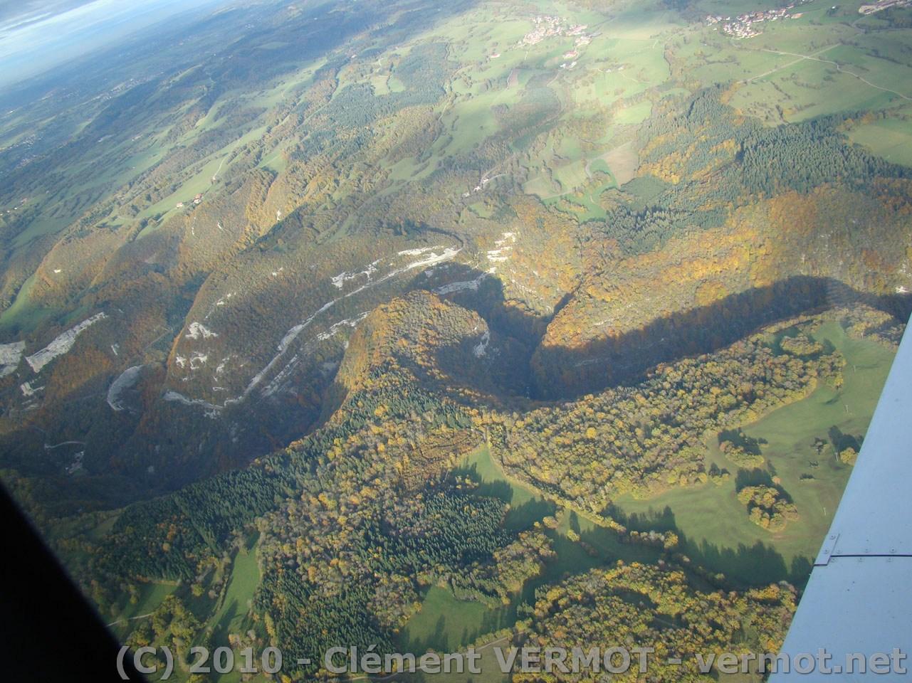 La vallée d'Ornans, sympa en automne