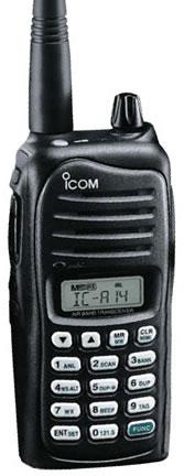 L'Icom IC-A14