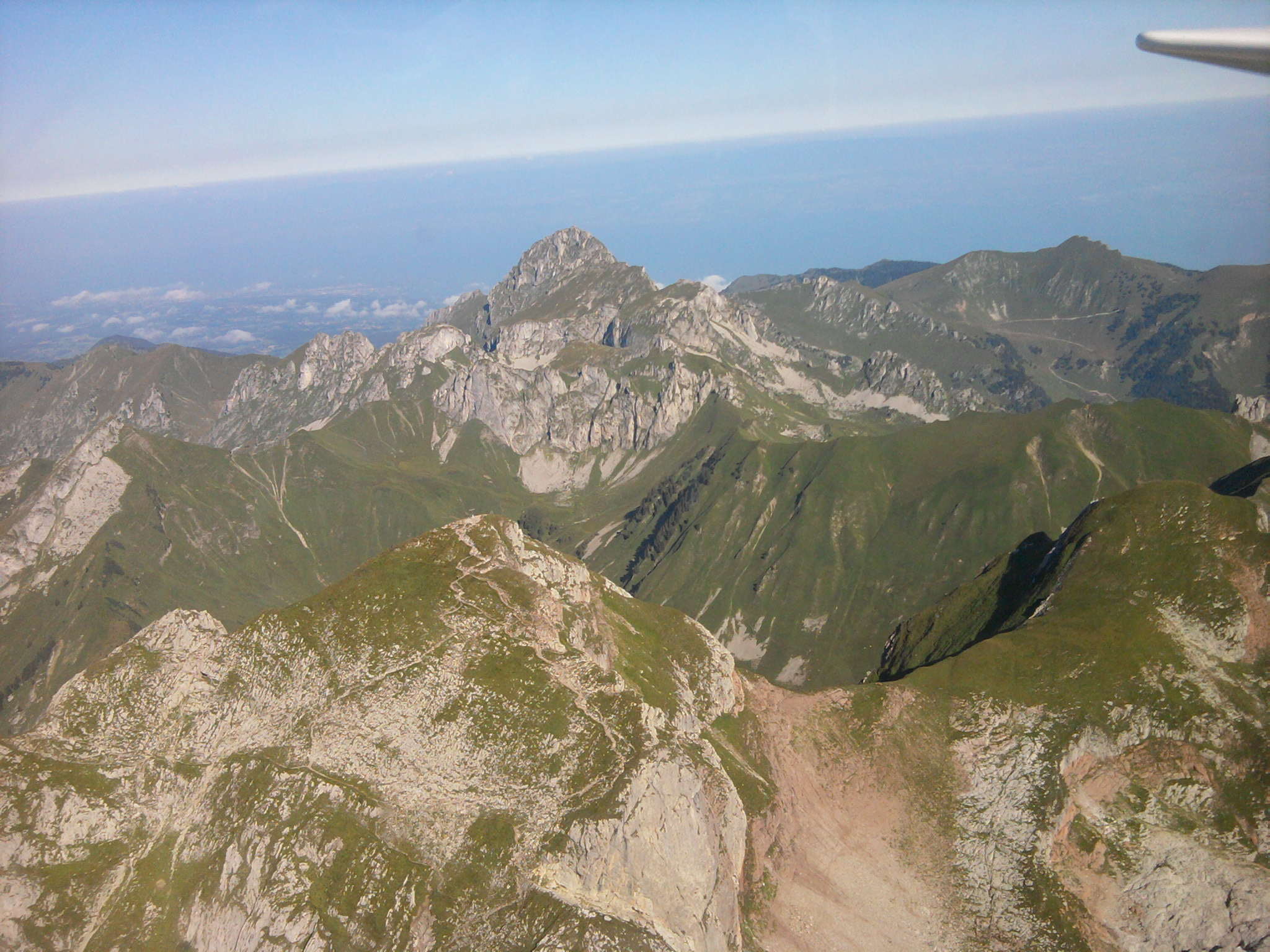 On attaque les Alpes