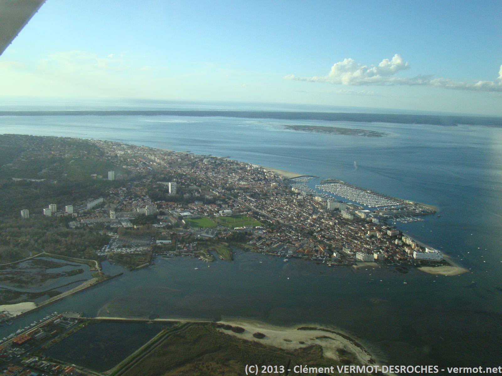 Arcachon et son port