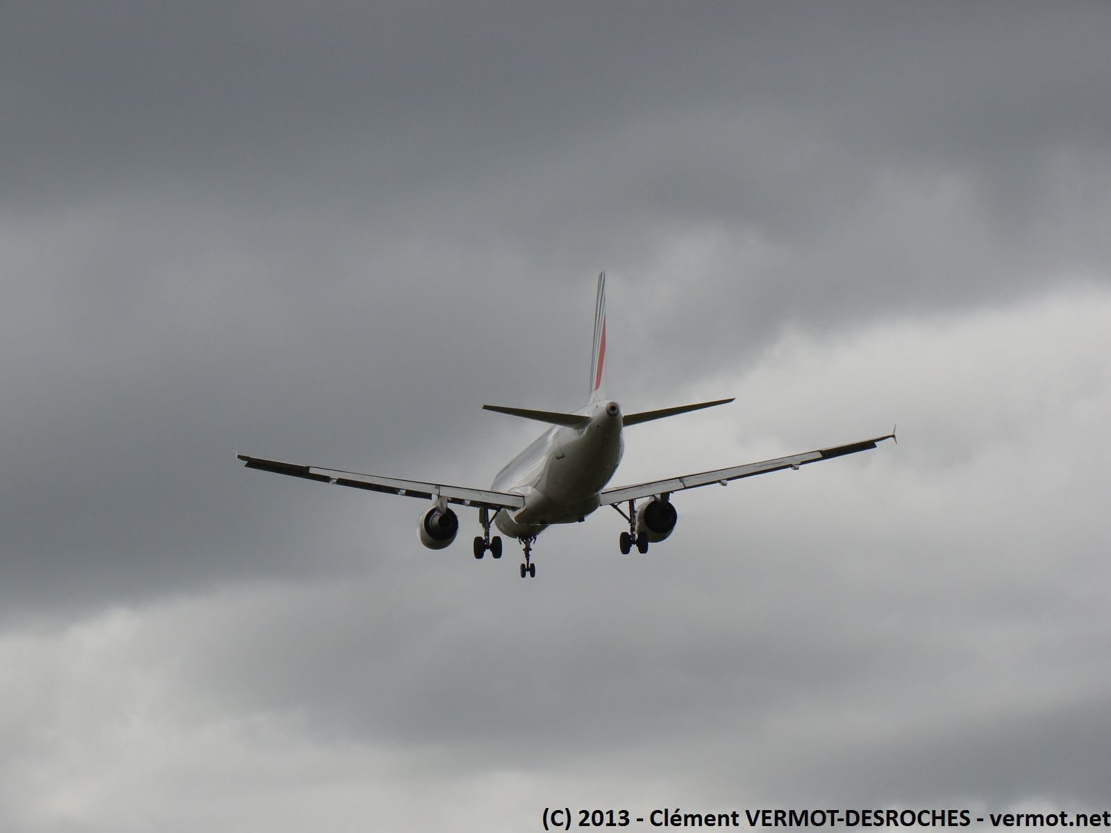 Un collègue du précédent Air France (A319 encore)