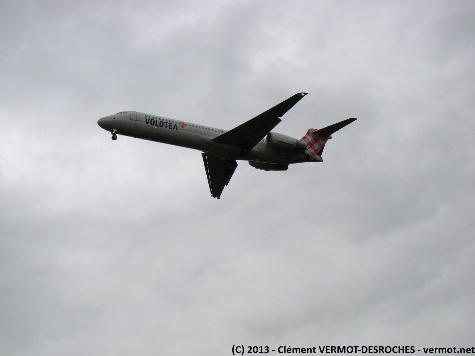 Boeing B717 Volotea