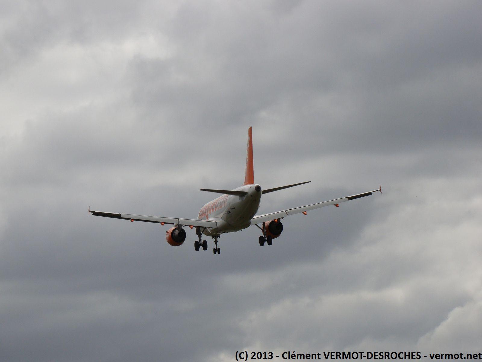 Un autre A319 EasyJet