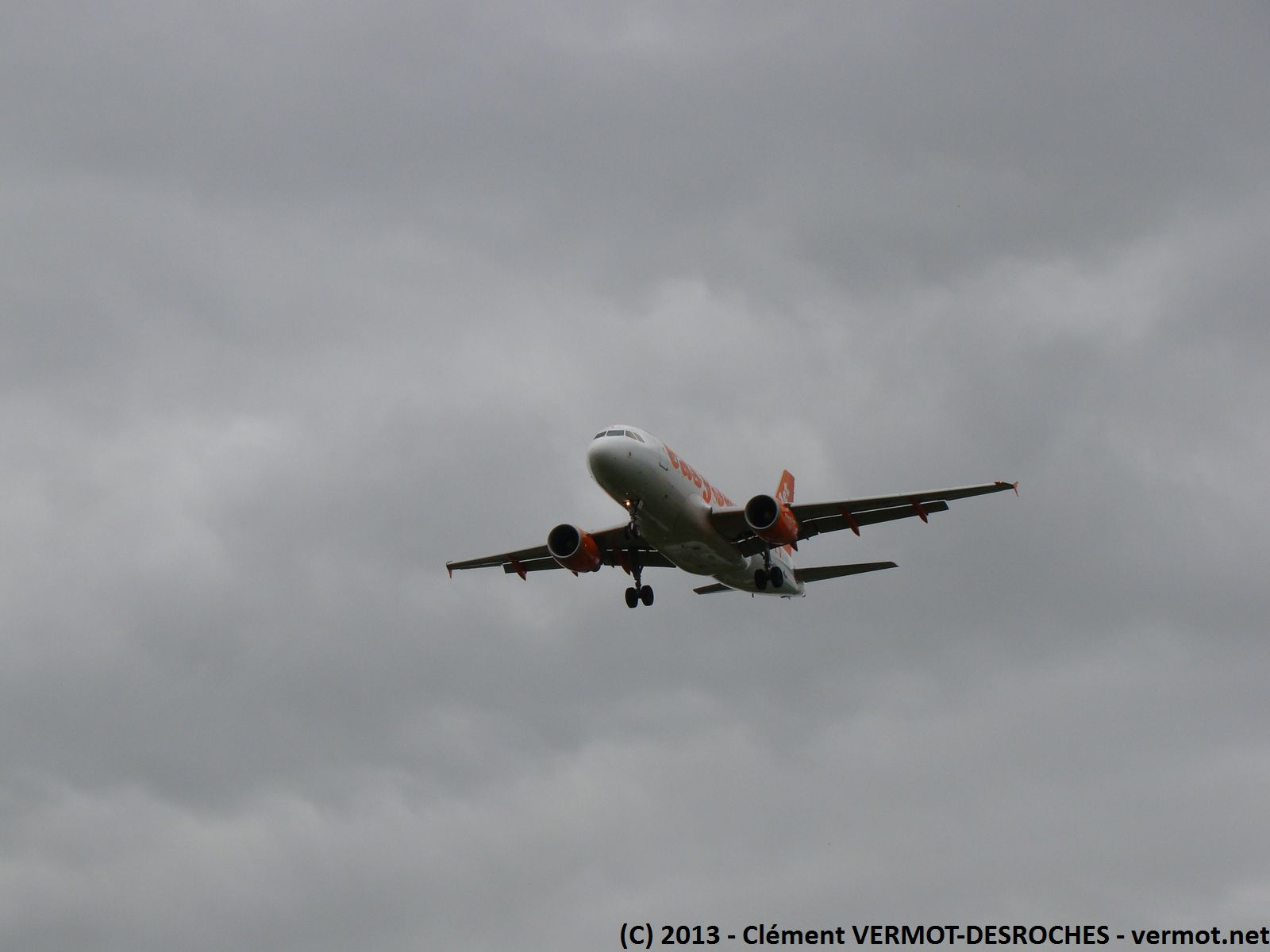 Easy Jet - A319