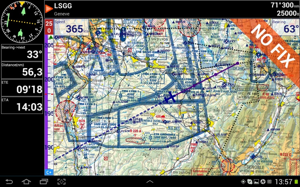 Flight Assistant - Perte GPS