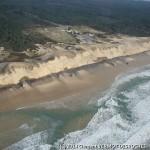 Les bunkers au pieds des dunes
