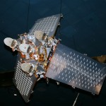Satellite Iridium - Photo par Cliff, Wikimedia