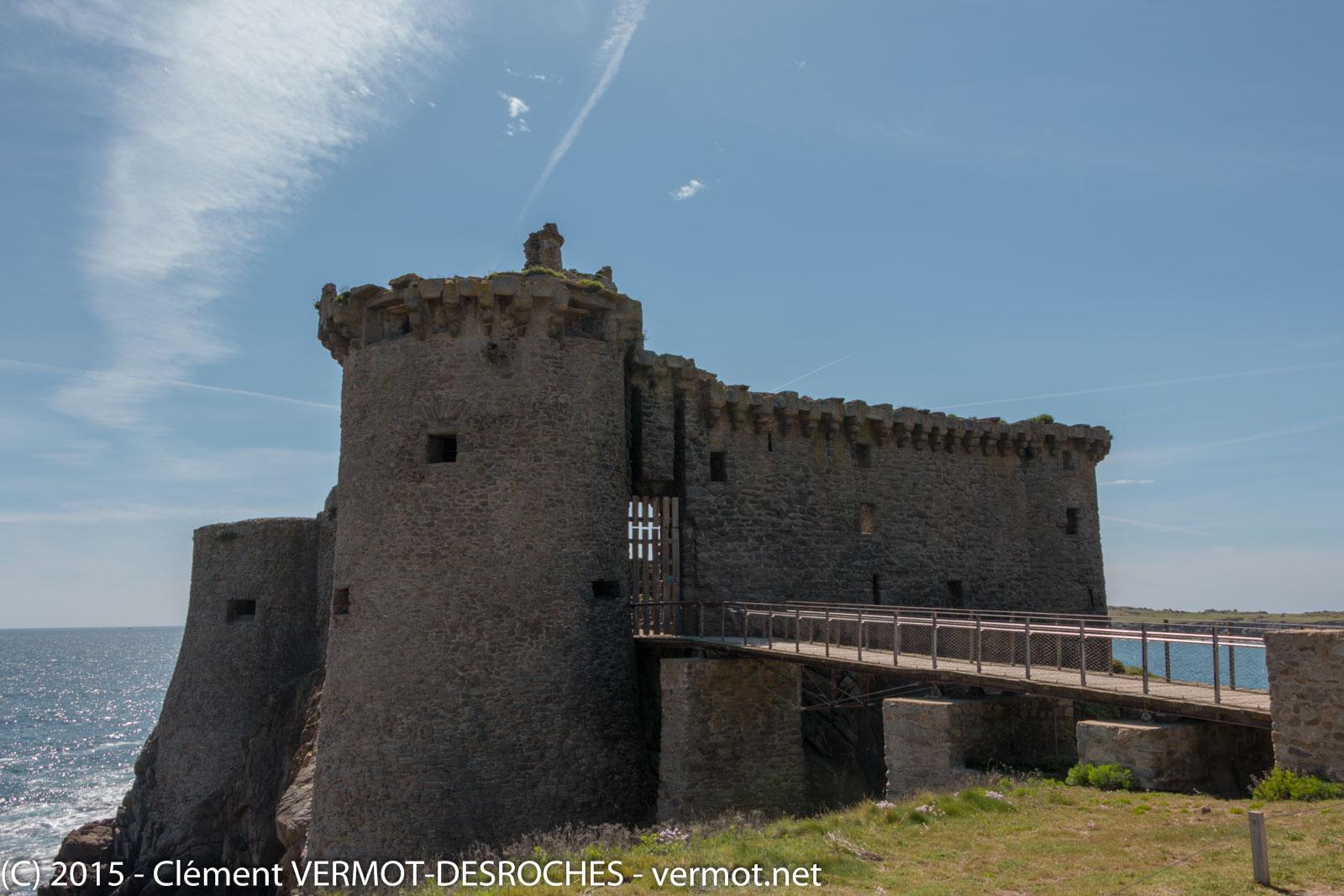 Le château dans son ensemble