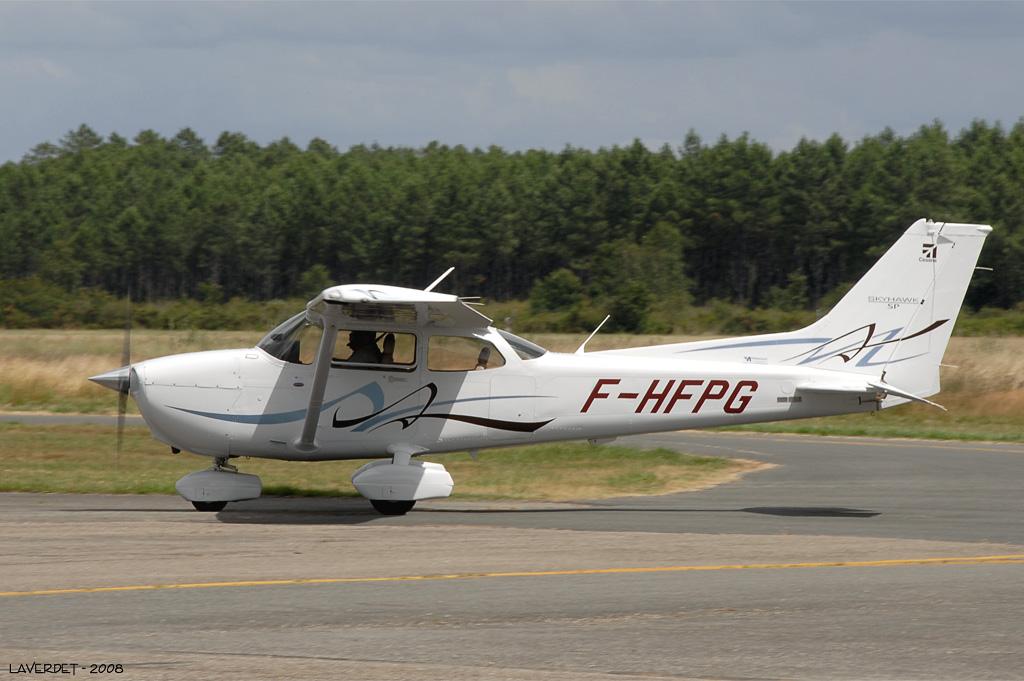 Le C172 G1000 F-HFPG de mon aéroclub