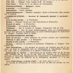 Texte associé à la carte de terrain de Pontarlier, mars 1931